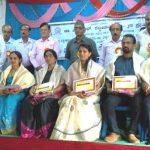 CVSK teachers being felicitated