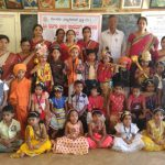 ರಂಗಾ ದಾಸ ಶಾನಭಾಗ ಹೆಗಡೆಕರ ಬಾಲಮಂದಿರದ ಪುಟಾಣಿಗಳ ಪ್ರತಿಭಾ ಪ್ರದರ್ಶನ