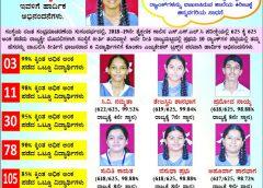 ರಾಜ್ಯಕ್ಕೆ ಕುಮಟಾದ 'ಕೊಂಕಣ'ವೇ ಫರ್ಸ್ಟ್ & ಬೆಸ್ಟ್ (ರಾಜ್ಯದ ಟಾಪ್ 10 ಪಟ್ಟಿಯಲ್ಲಿ ಕೊಂಕಣದ ವಿದ್ಯಾರ್ಥಿಗಳದ್ದೇ ದರ್ಬಾರ್)