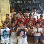 ಸರಸ್ವತಿ ವಿದ್ಯಾಕೇಂದ್ರದಲ್ಲಿ  ಶನಿವಾರದ ವಿಶೇಷವಾಗಿ Maths Talent Show