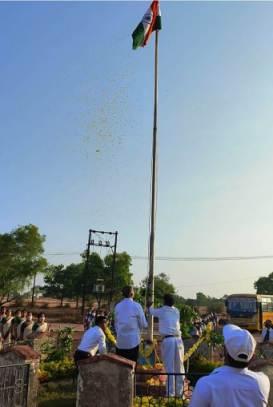 72nd Republic Day Celebration at KET